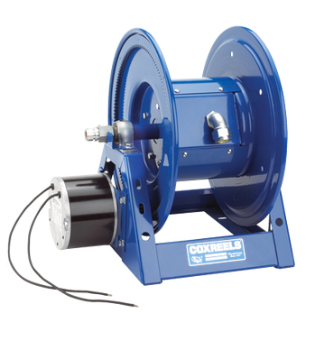 1125PCL Series Motorized Reels from Coxreels